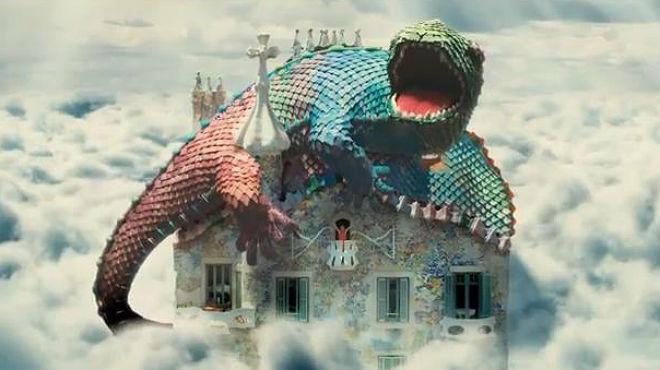 'Love Casa Batlló' --mejor Filme Cultural 2014 del festival de Riga--, unavisita virtual con realidad aumentada e imágenes en 3D animadas.