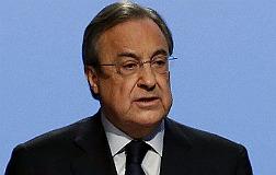 Florentino P�rez tambi�n gana por goleada