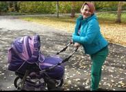 La madre del beb� llamado Lucifer, Natalya Menshikova.