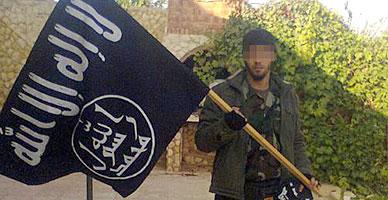 El joven catal�n de 22 a�os que lucha en el Estado Isl�mico