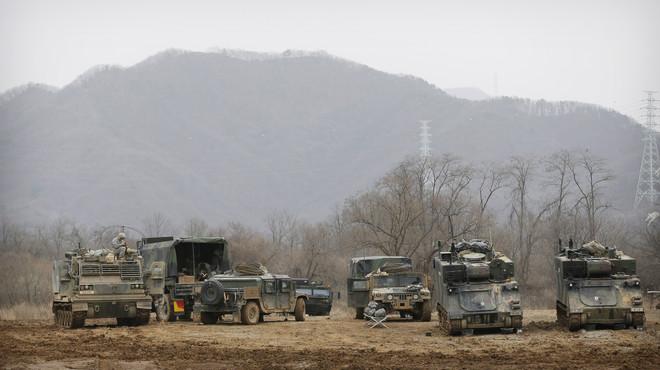 """Corea del Nord amenaça de prémer """"el botó d'aniquilar"""""""