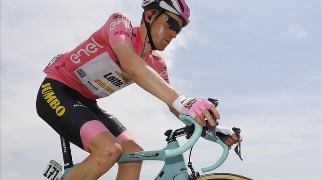Kruijswijk exerceix de patró total del Giro