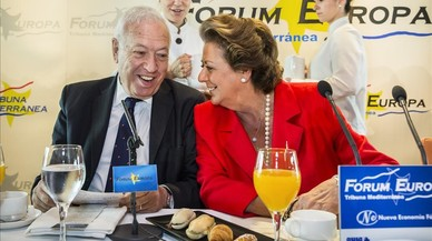 """Margallo revela que Barberá està """"patint"""" pel tracte """"poc carinyós"""" d'alguns companys"""