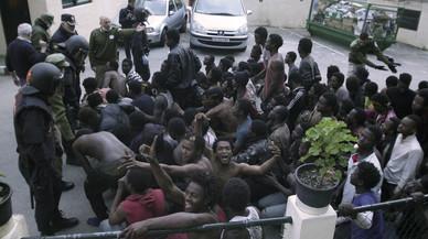 Prop d'11.000 immigrants han entrat irregularment a Espanya el 2017