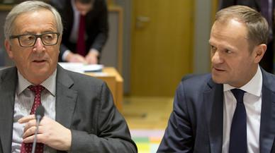 El polonès Tusk reelegit president de la UE malgrat el rebuig de Polònia