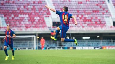 L'Eldenc denuncia davant la Policia la golejada per 12-0 davant el Barça B por suposat pacte
