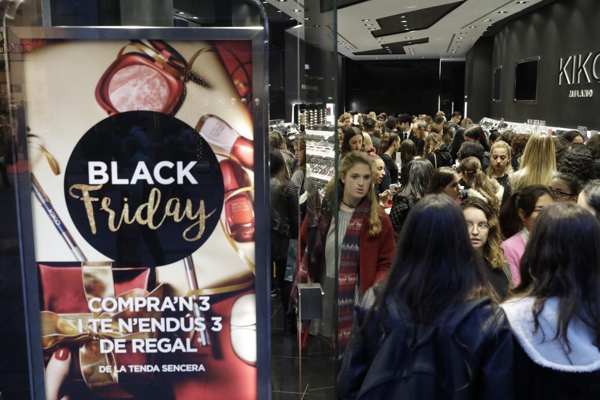 Black Friday en Barcelona