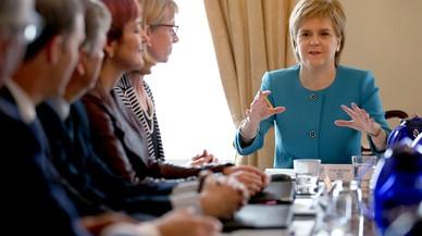 """La ministra principal d'Escòcia demana iniciar """"de seguida"""" les converses amb Brussel·les"""