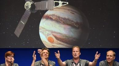 'Juno' ingressa amb èxit a l'òrbita de Júpiter