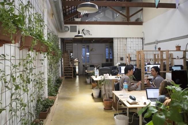 Coworking Garden Atelier