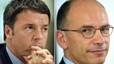 Letta anuncia la seva dimissió com a primer ministre d'Itàlia