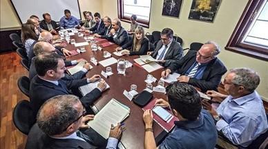 El Govern negocia ara un pacte industrial arran del mandat del Parlament