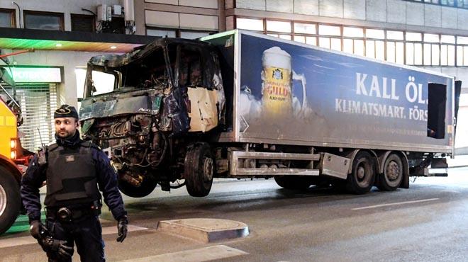 El autor del atentado de Estocolmo confiesa que cometió un ataque terrorista