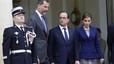 Els Reis reprenen la visita d'Estat suspesa per la catàstrofe de Germanwings