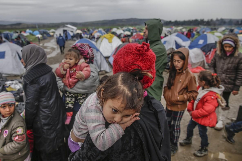 Ocho d�as para despejar el camino al plan para devolver refugiados a Turqu�a