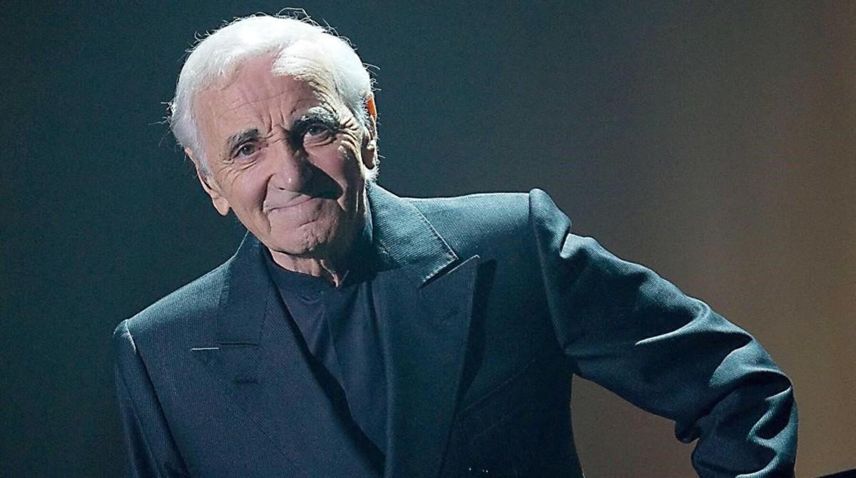 """Charles Aznavour: """"El meu plaer més gran és la meva feina"""""""