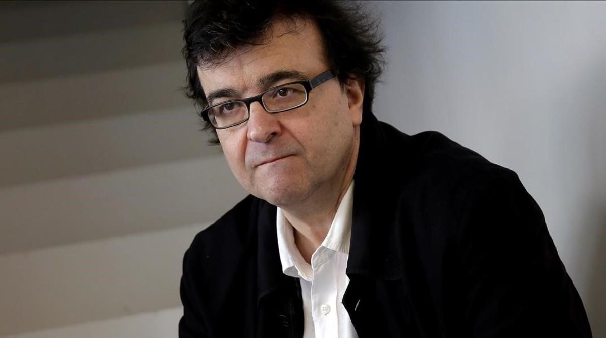 """Javier Cercas: """"El pasado ha de estar presente; sobre todo el peor"""""""