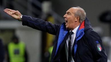 Italia destituye a Ventura tras el fiasco ante Suecia