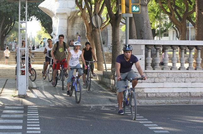 �Viva la bicicleta!