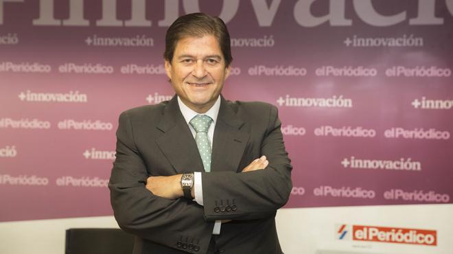 Ra�l D�az - Varela, vicepresidente Ejecutivo del Grupo Indukern