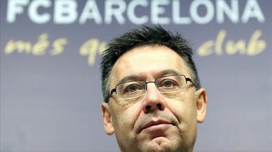 ... i Bartomeu tampoc es mulla sobre Messi