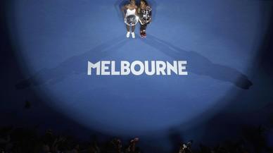 Serena Williams supera la seva germana a la final de l'Open d'Austràlia