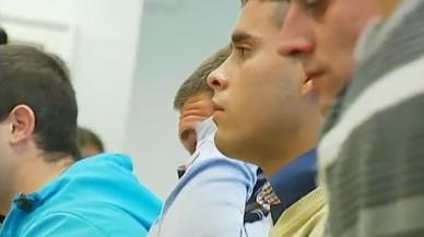José Fernando, en el banquillo por robo con violencia, en el 2014
