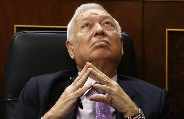 Margallo rechaza reunirse con Romeva