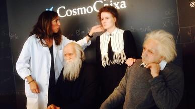 Ferran Adrià reinará también en el CosmoCaixa