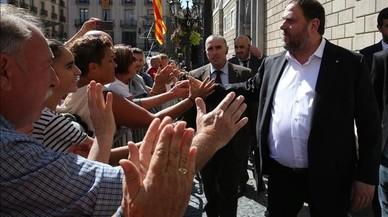 """Junqueras admet que l'operació contra l'1-O """"altera"""" el referèndum"""