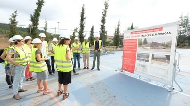 El Área Metropolitana de Barcelona invierte 2 millones en la reforma de una escuela de Gavà
