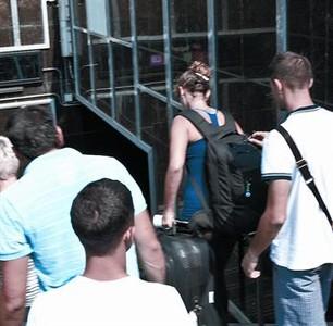 Mossos i guies creen a les xarxes socials un mapa del robatori a Barcelona