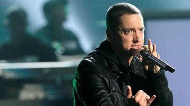 El rap de Eminem contra Trump