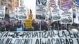 La educación pública convoca una huelga general para el 9 de marzo en España
