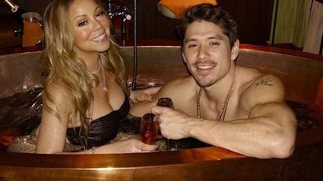 LAINZ Mariah Carey confirma su relación con Bryan Tanaka, su bailarín.