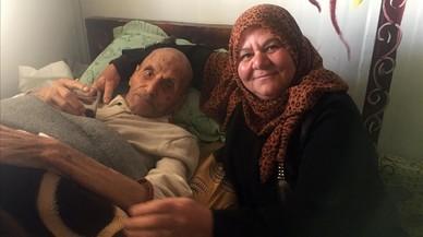L'home més vell del món és un refugiat sirià de 114 anys
