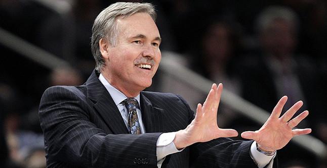 D'Antoni será el nuevo entrenador de los Lakers