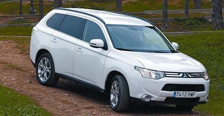 Mitsubishi Outlander: Solidez y fiabilidad