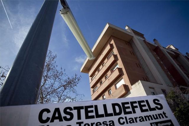 Castelldefels tuvo indicios de la trama hace un año