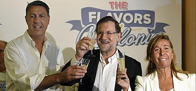 """Rajoy llama a los no soberanistas a movilizarse el 27-S """"por la concordia"""""""