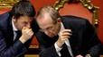 La oposición a Renzi presiona para convocar elecciones