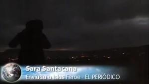 Resumen de la retransmisión del eclipse desde las Islas Feroe.