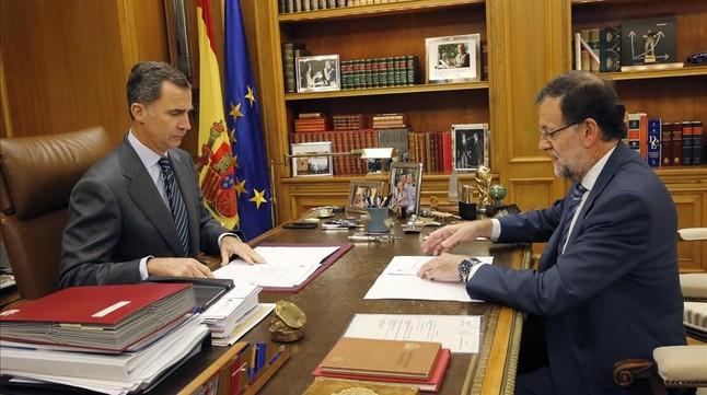 Resultado de imagen de Mariano Rajoy investidura
