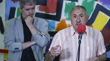 Sordo i Álvarez demanen a Montoro uns Pressupostos socials