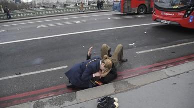 Atentado en el corazón de Londres