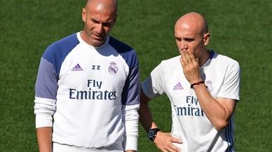 """Zinedine Zidane: """"És absurd això de la FIFA, no entenc res"""""""