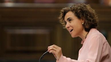 """Montserrat: """"El Govern no deixarà sol cap català"""""""
