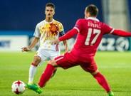 'La Rojita' vence a Serbia con los suplentes (0-1)