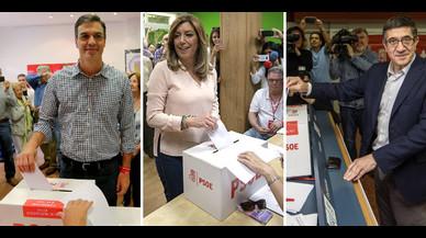 Primàries del PSOE 2017: últimes notícies en directe