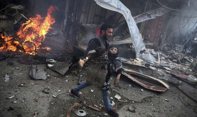 El horror sirio en cuatro cifras